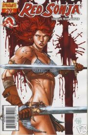 Red Sonja #29 Cover D Prado